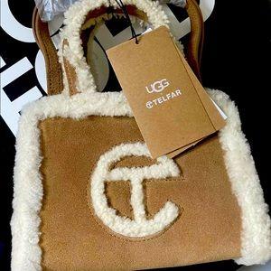 Ugg x Telfar Small Chestnut Bag